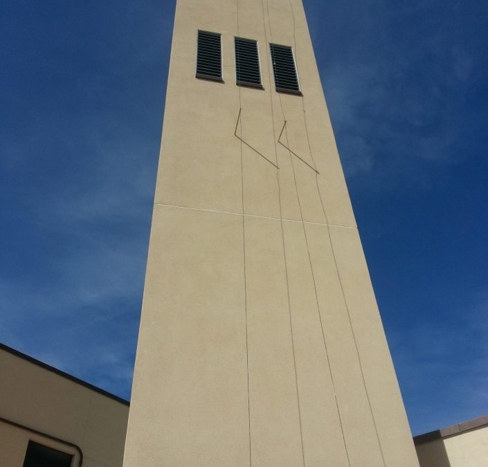 Church Tower Addition