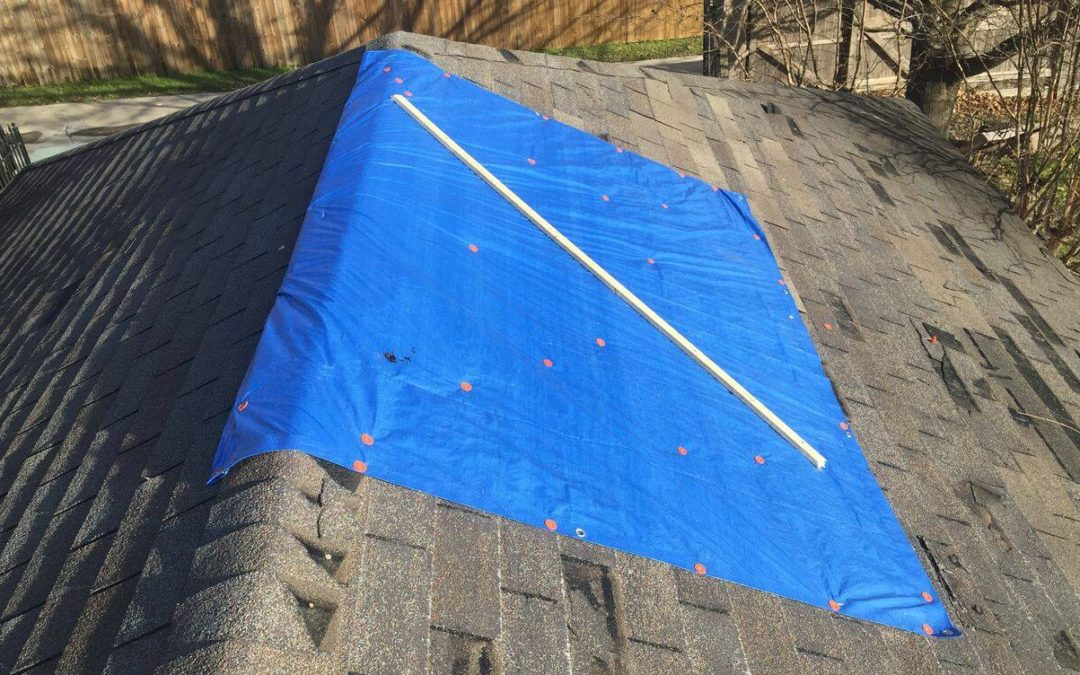 Dealing With Storm Damage?
