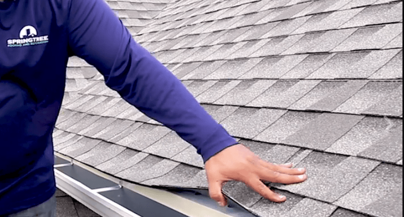 Springtree Restoration's Re-Roofing Quality Control and Inspection