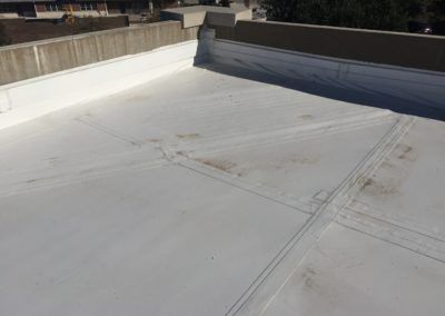 Roof needing Elastomeric caulking4