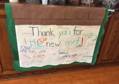 St. Philip_s Episcopal Church Donated Roof Thank You