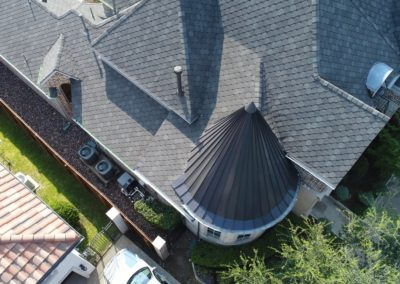 Bluffview Residential Roofing Project Frisco, Texas