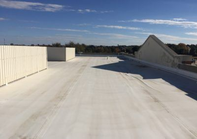 commercial flat roof repair for leak