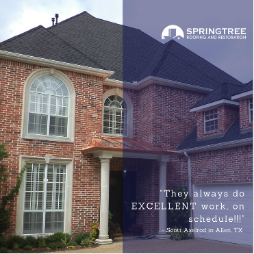 Allen Roofing And Restoration Springtree Restoration