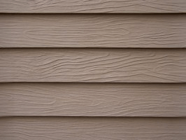 Fiber Cement Siding on a wall