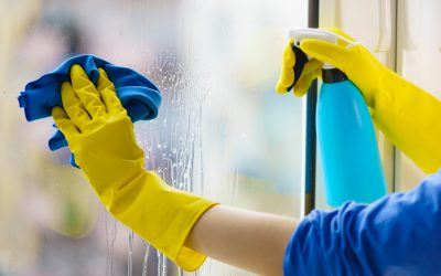 How to Keep Those New Windows Looking Clean!