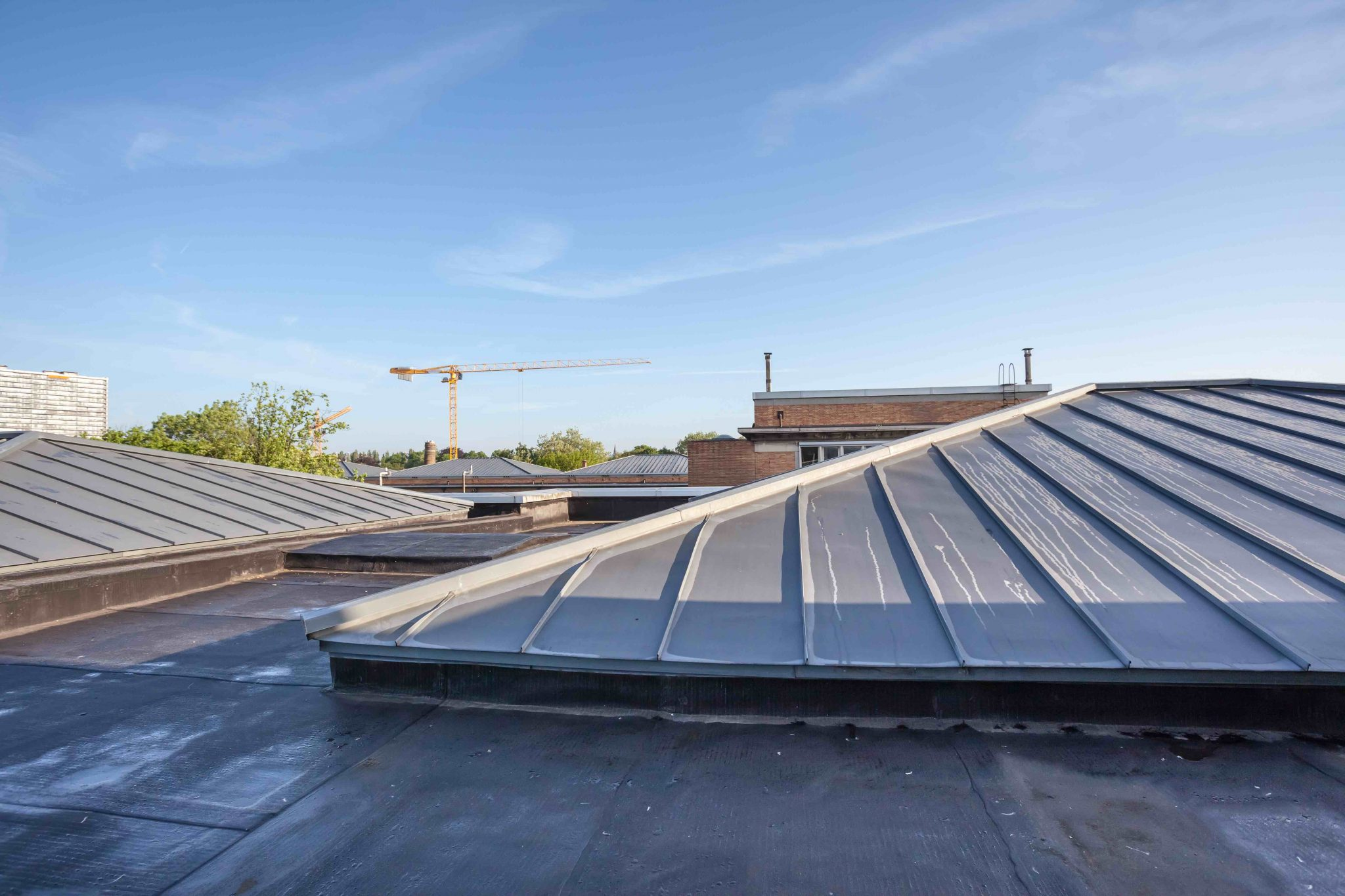 commercial roofing frisco